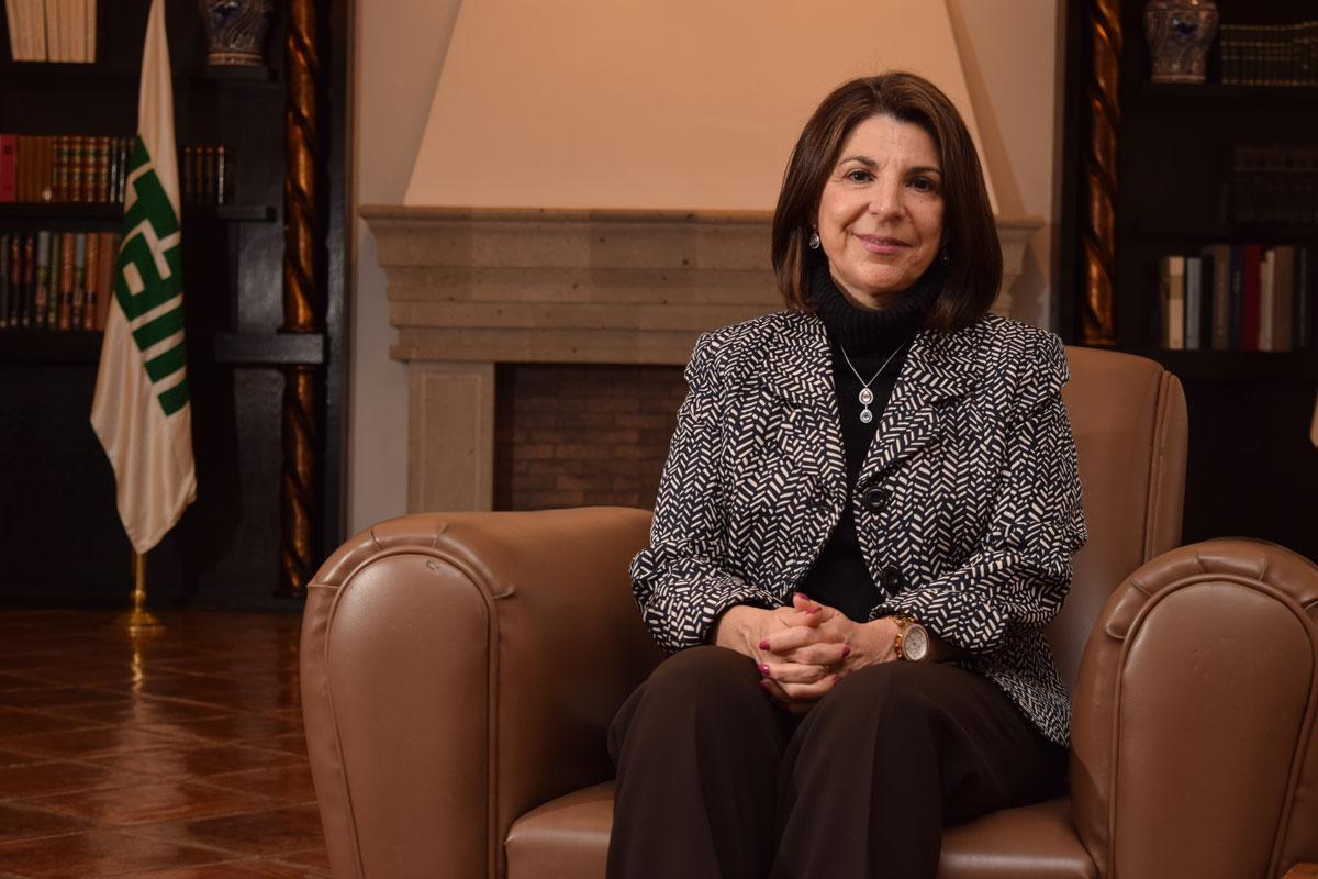 Entrevista con la Dra. Sylvia Meljem